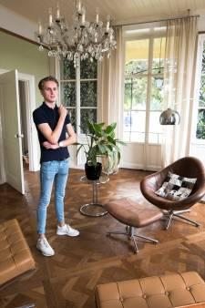Altijd 'vreemden' in huis op Dorpsstraat 1 in Oud-Zuilen