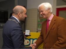 Diederik Laman Trip onderscheiden met Zilveren Stadspenning Arnhem
