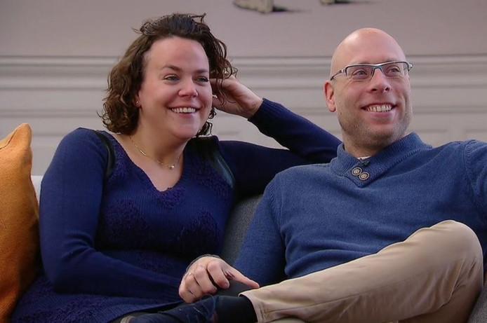 Patty en Bram zijn stapelverliefd.