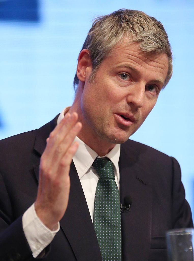 Zac Goldsmith, Tory-kandidaat.
