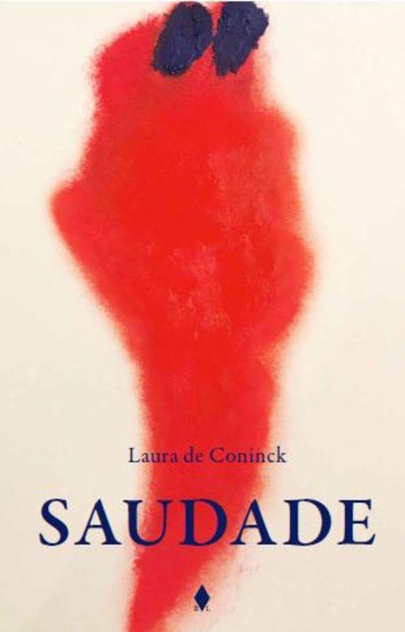 Het boek 'Saudade' van Laura de Coninck