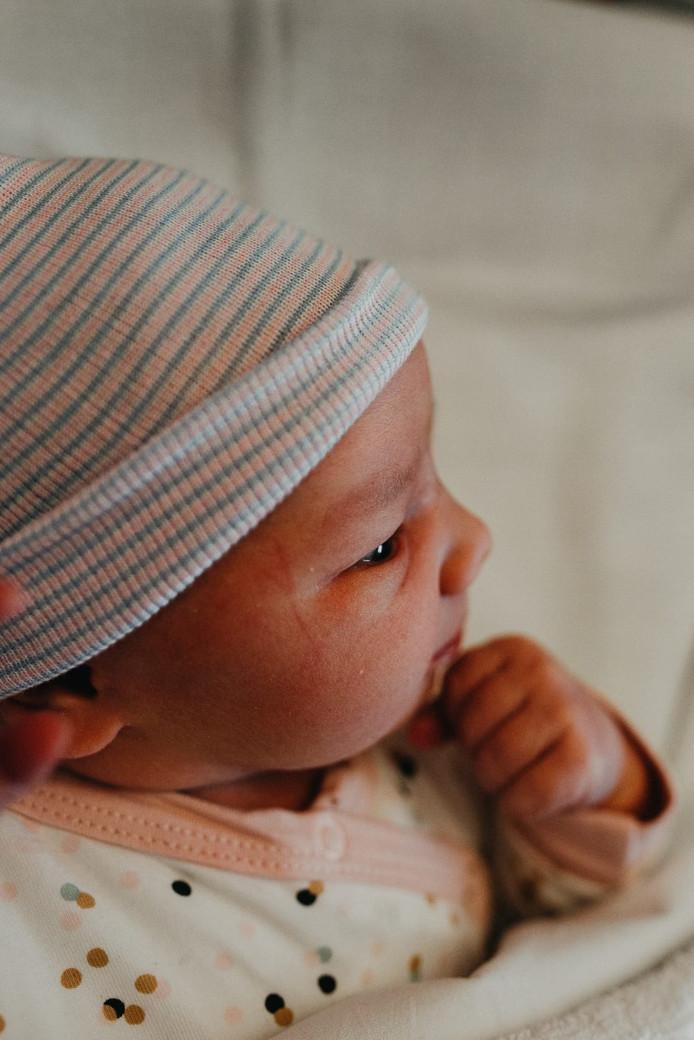 Het medicijn sloeg aan bij de Belgische baby Pia.