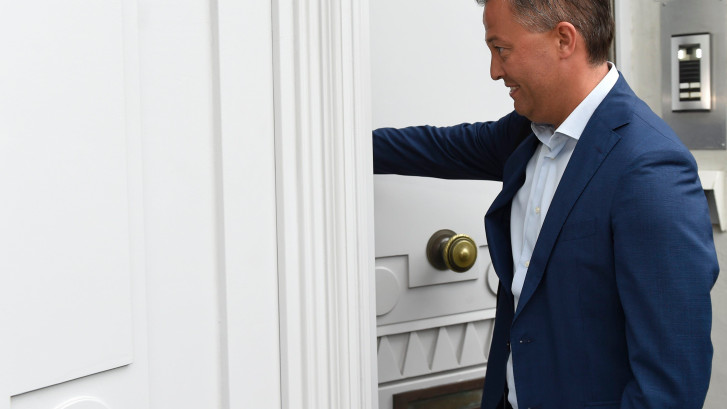 """Une coalition bourguignonne est la """"seule réalisable"""""""