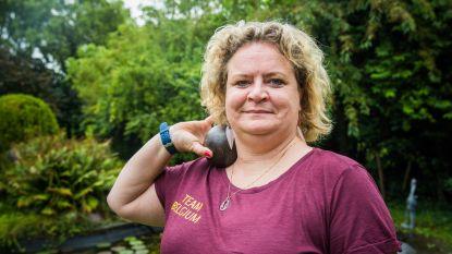 Gentse Ann-Sophie Claeys neemt deel aan World Transplant Games