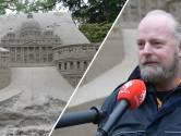 Zandkunstenaars toveren de mooiste creaties tevoorschijn in Diepenheim