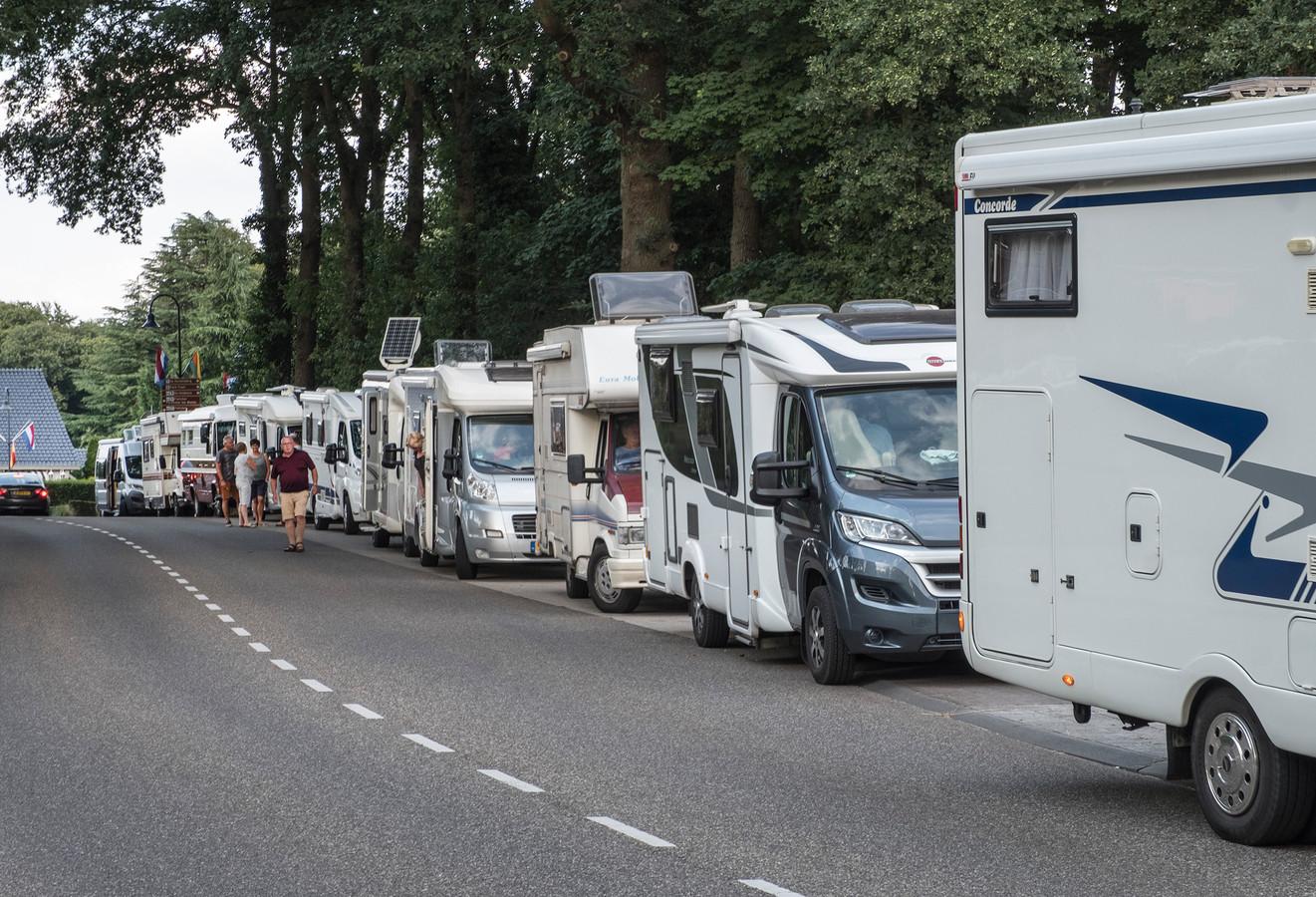 Nederlanders krijgen geen genoeg van de camper; er rijden er inmiddels 115.000 rond.