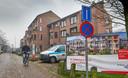 Zorgcentrum De Maashorst in Megen wordt omgebouwd tot woningcomplex.