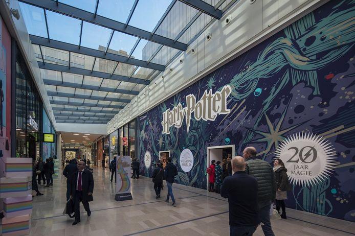 Ook de ruimte waar de Harry Potterwinkel zat, krijgt een nieuwe invulling op Hoog Catharijne.