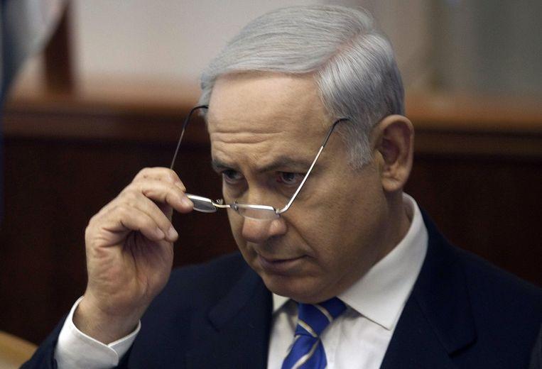 Premier Netanyahu. Beeld ap