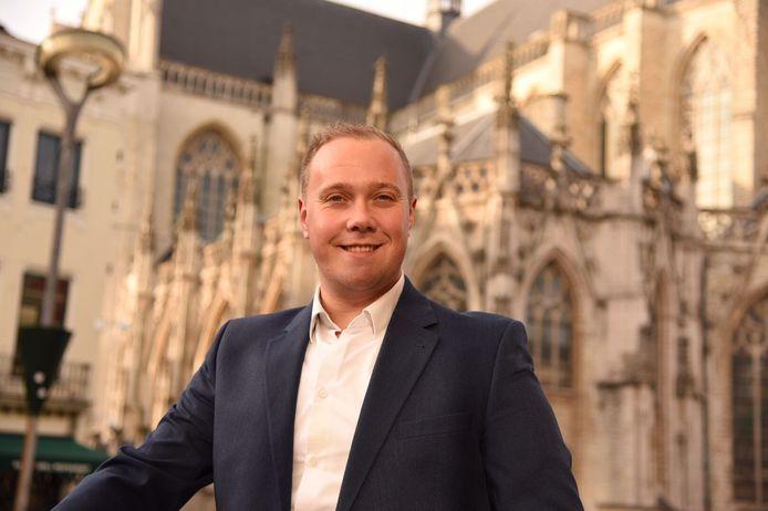 Thierry Aartsen uit Breda, Tweede Kamerkandidaat voor de VVD