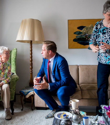 'Kwaliteit van zorg voor ouderen niet te handhaven'