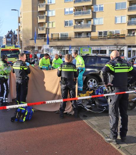 Bromfietser overleden na aanrijding met afslaande auto op Oude Haagweg