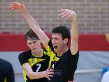 Promotie voor volleybalteams van Halley, Volga en Livo