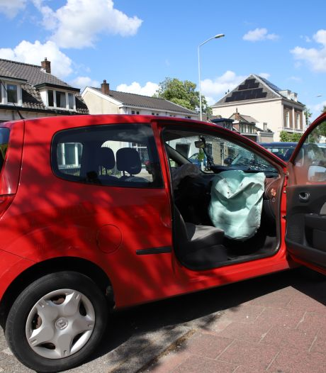 Veroorzaker van ongeluk met drie auto's in Tiel rijdt door