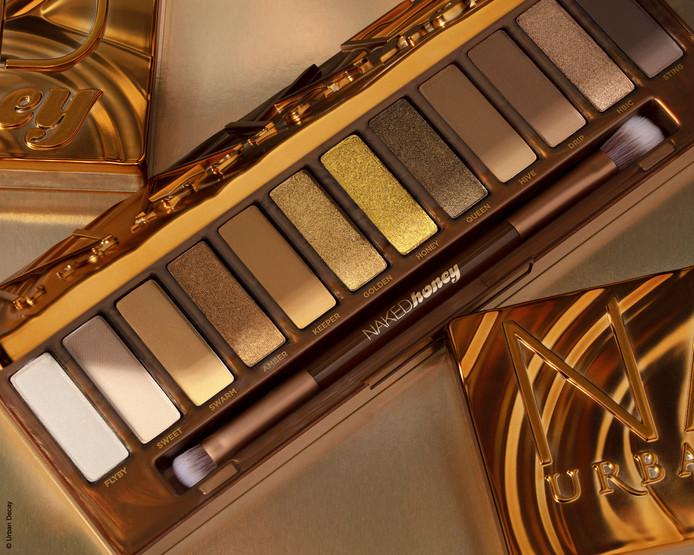 Naked Honey Eyeshadow Palette de Urban Decay, 55 euros