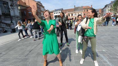 Het College kleurt Vilvoorde groen op eigen klimaatdag