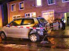 51e autobrand in Enschede, politie doet onderzoek