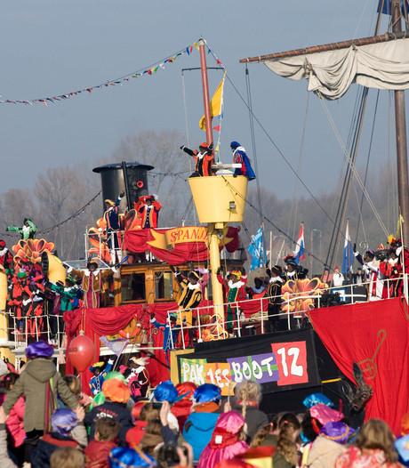 Sinterklaas neemt andere route naar Kampen door kapotte Stadsbrug