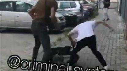 Ophef over gewelddadig filmpje met jongeren in Leuven