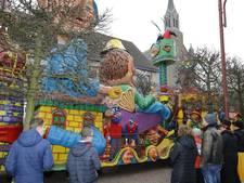 Live carnaval: optochten begonnen