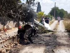 Vijf doden door vliegtuigongeval Mallorca