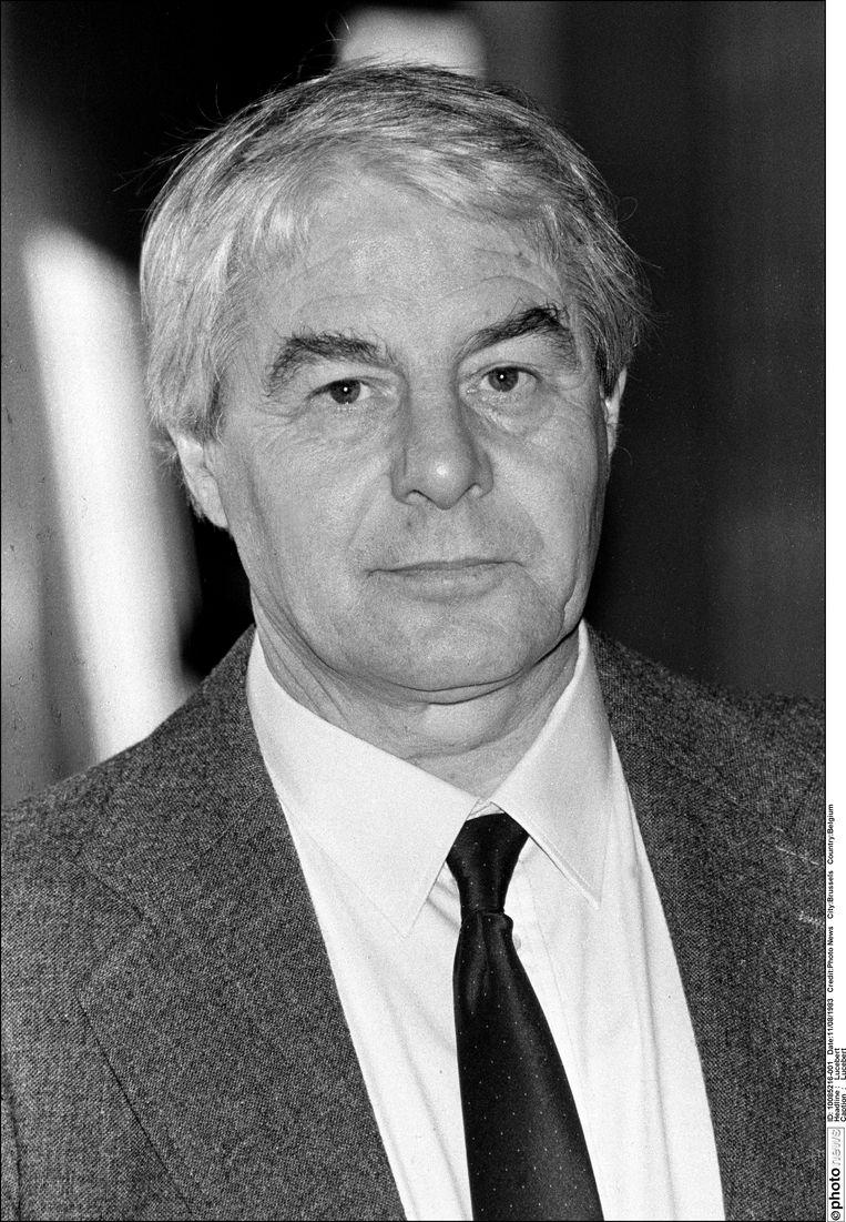 De dichter Lucebert was in zijn jonge jaren vatbaar voor de nazi-ideologie.