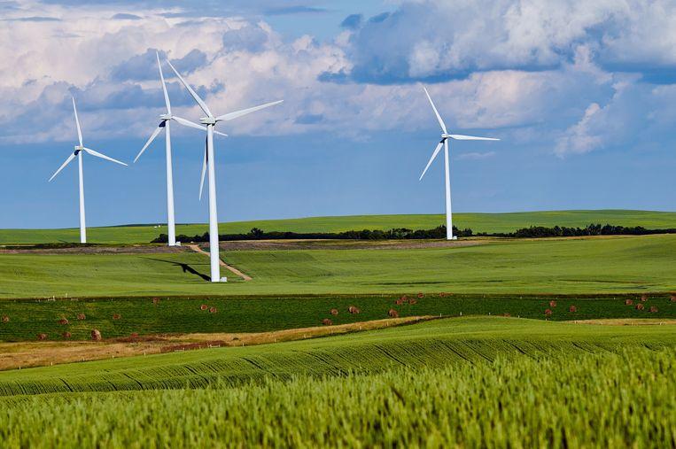 groene stroom, groene energie, windmolens, mijnenergie, windenergie