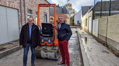 Verkeerssituatie Petegem wijzigt nu sociale verkaveling Ridobel bijna is afgewerkt