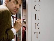Net als bij Mr. Bean stak een witte punt uit de gulp, maar gaf ik de kroonprins geen kopstoot