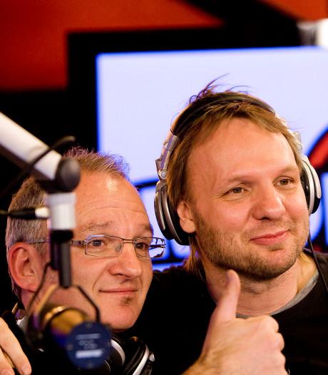 Stenders en Van Inkel voor één keer herenigd op Radio 5