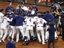 Astros verslaan Yankees van Gregorius en gaan naar World Series