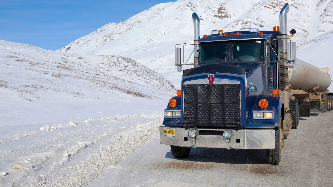 Zware Jongens: Ice Road Truckers