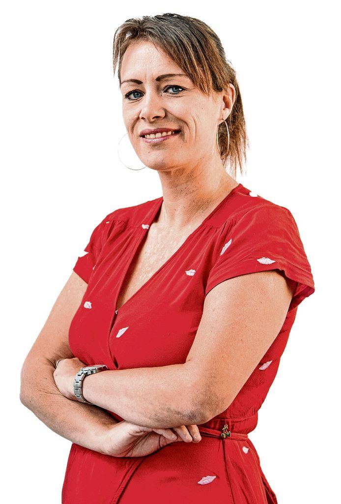 Linda Akkermans.
