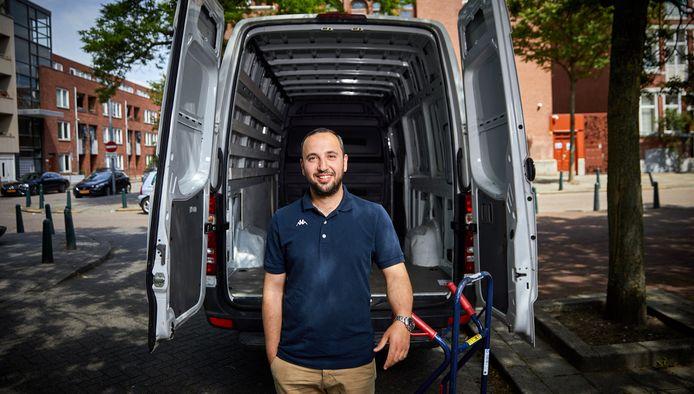 Abdulraouf Alkhatib: ,,Ik spreek mijn talen, heb mijn diploma's en werkervaring. Ik kan overal uit de voeten.''