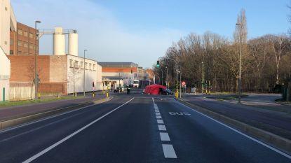 Motorrijder (39) komt om bij aanrijding in Merksem
