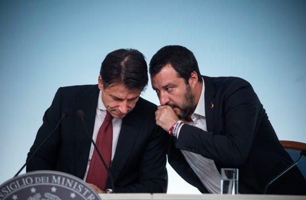 Brussel verwijst Italiaanse begroting naar de prullenbak, harde strijd dreigt