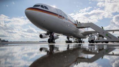 Vermoedens van sabotage bij Duitse regeringsvliegtuigen