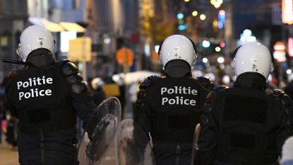 """""""Politie wist al op voorhand dat betoging in Brussel uit de hand kon lopen"""""""