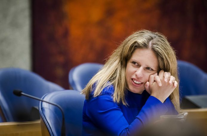 Minister Carola Schouten van Landbouw is populair in de peiling