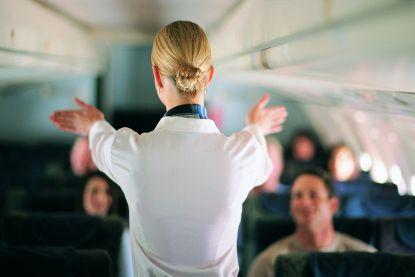"""Ex-stewardess over mile high club: """"Vaste partners tellen niet"""""""