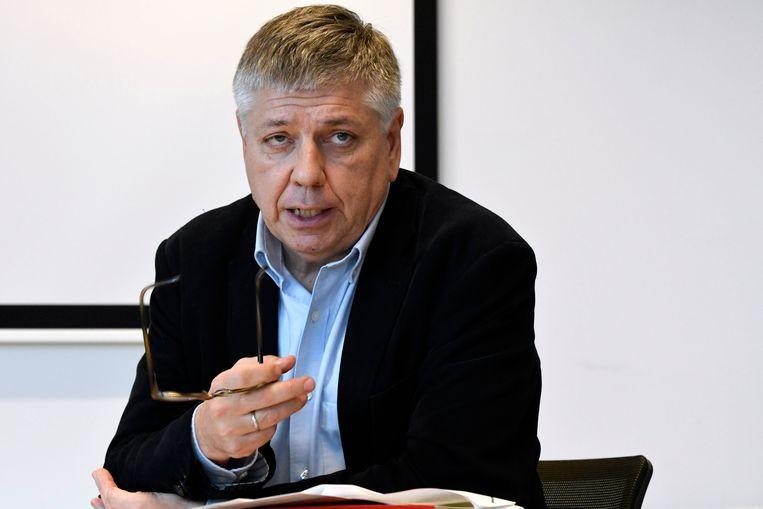 Vlaams minister Jo Vandeurzen.