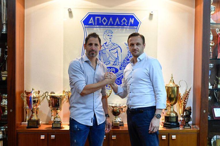 Ivan Vukomanovic (rechts)
