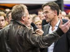 Zelfs premier Rutte krijgt bij de boeren de handen niet op elkaar