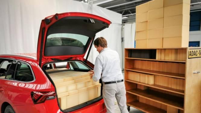 Autofabrikanten liegen erop los: kofferbak soms honderden liters kleiner dan opgegeven