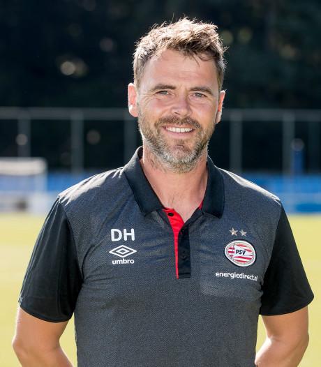 Jong PSV-trainer Haar: 'We geven Maxi de tijd die hij nodig heeft'