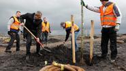 Slachtoffers crash MH17 krijgen herinneringsbos