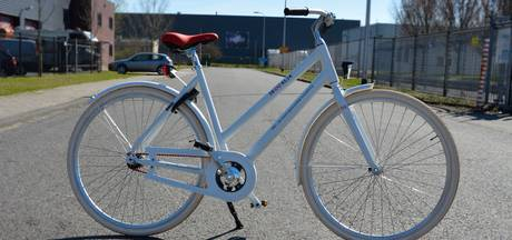 Deventer bedrijf maakt fiets van gerecycled blik