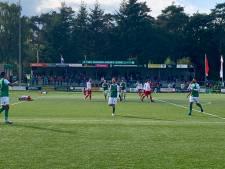 VVOG wint voetbalgevecht van Barendrecht