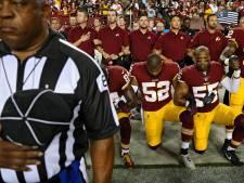 Trump: schorsing voor spelers die knielen