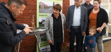 Erfgoedtrofee voor boerderij Binnenste Buiten in Terhole, 'oude schuren kunnen waarde hebben'